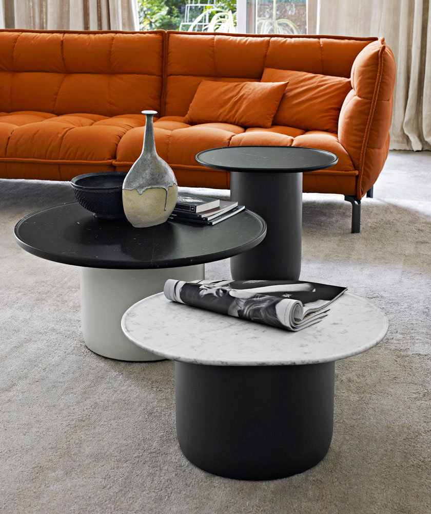 B B Italia Button Coffee Table Buy From Campbell Watson Uk